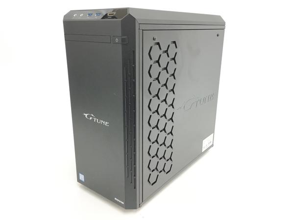 【中古】 MouseComputer GTUNE NG-im610 デスクトップ PC Intel Core i5-9400 CPU 2.90GHz 16GB SSD 240GB HDD 1.0TB Win10 Home 64bit 中古 T4675235
