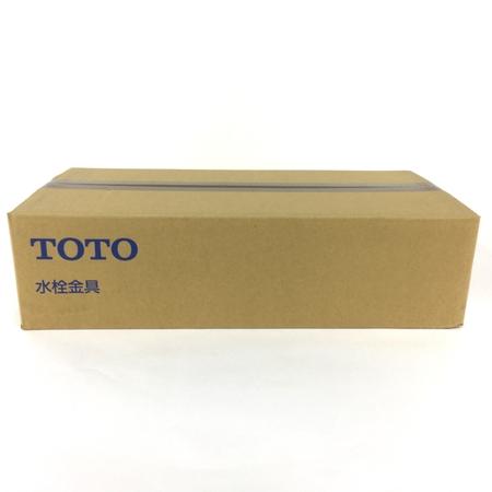 未使用 【中古】 TOTO TKS05308J 浄水器 兼用 混合水栓 ハンド シャワー 吐水 切り替え タイプ Y4856489