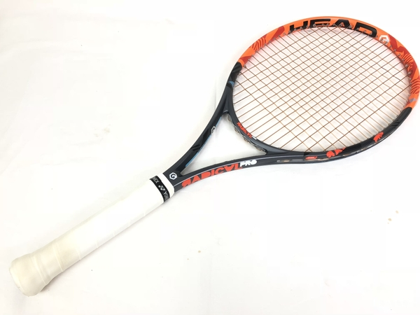 【中古】 HEAD Graphene XT Radical PRO テニス ラケット T3444073
