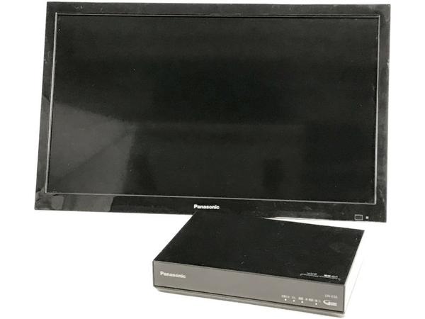 【中古】Panasonic プライベートビエラ UN-19F5-K ポータブル 19V型 液晶テレビ UN-19F5-K ポータブル 19V型 S3773922, 茨木市:7b75d44f --- officewill.xsrv.jp