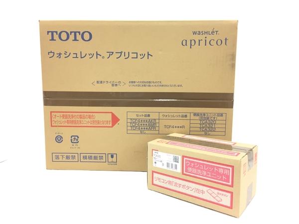未使用 【中古】 TOTO TCF4723AKR (TCF4723R+TCA320) ウォシュレット #NW1 T3904883