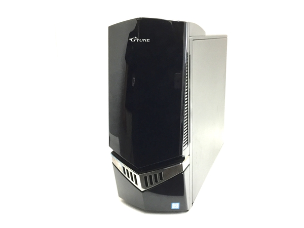 【中古】 MouseComputer G-TUNE NEXTGEAR NG-F712SHBG8ZC デスクトップPC i7 8700 3.20GHz 16GB SSD240GB HDD2.0TB GTX 1080 Win 10 Home 64bit T3963805