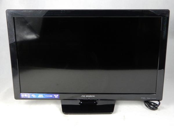 【中古】 DX BROADTEC LVW246T 2016年製 液晶 テレビ 24型 【大型】 K3891687