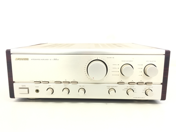 【中古】 中古 SANSUI サンスイ au-α707kx プリメインアンプ 音響機材 K4887624