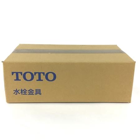 未使用 【中古】 TOTO 混合水栓 TKS05316J 蛇口 水栓金具 トートー 台所 壁付シングル Y4856814