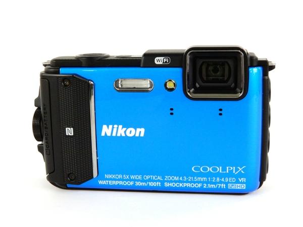 【中古】 Nikon ニコン COOLPIX AW130 デジタル カメラ 防水 趣味 コンパクト 機器 Y3478313