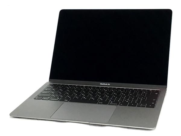 贅沢品 【】 Apple アップル MacBook Air MRE82J/A 13.3型 Retina 2018 i5 8210Y 1.6GHz 8GB SSD128GB Mojave スペースグレイ T4348076, 栃尾市 ec9cdfda
