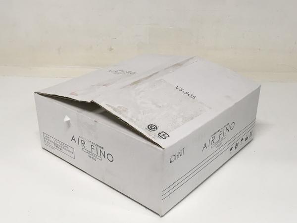 美品 中古 OHNIT オーニット AIR FINO VS-50S エアフィーノ F5683493 オゾン発生装置 ギフ_包装 時間指定不可 小 家電 中規模空間用