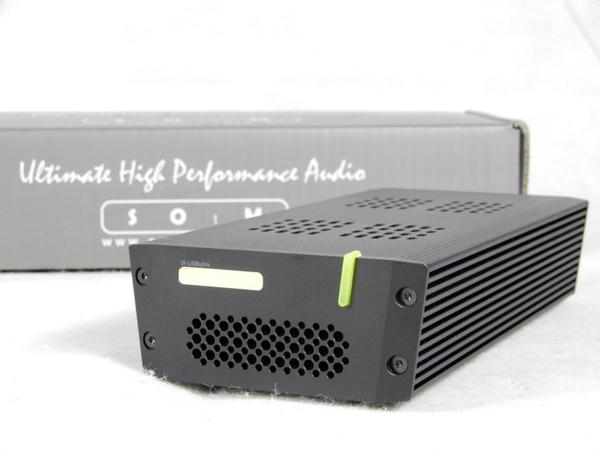 美品 【中古】 SOtM tx-USBultra マスタークロック リジェネレータ 音響 オーディオ K3422097