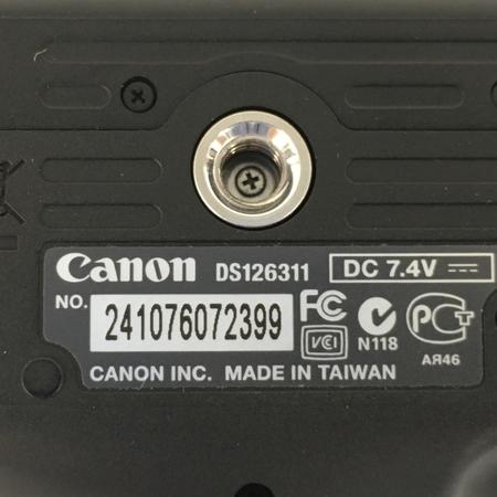【中古】 Canon EOS Kiss X5 DS126311 デジタル一眼レフカメラ ボディ Y4105407|ReRe(安く買えるドットコム)