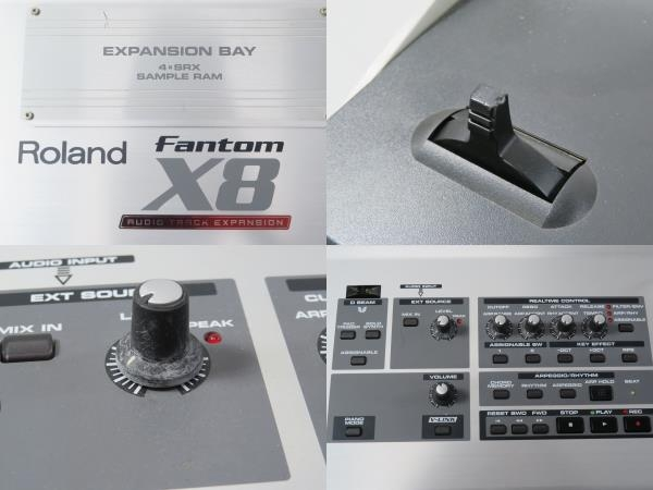 promo code 3165b 1a345 【中古】 中古 Roland ローランド Fantom-X8 シンセサイザー 88鍵盤 鍵盤 楽器 キーボード ...