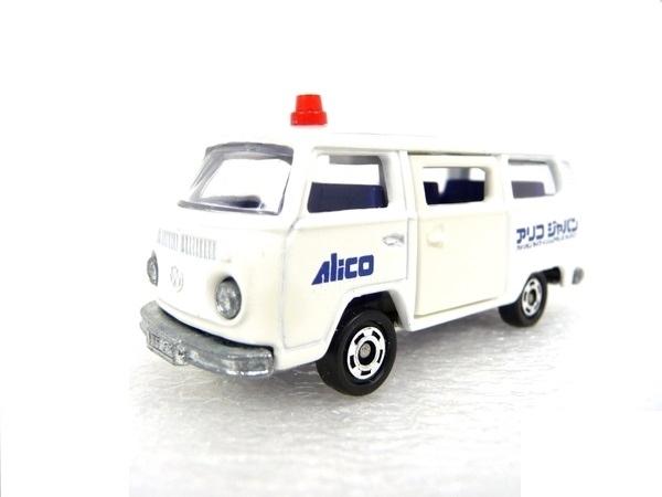 未使用 【中古】 トミカ アリコ ジャパン 特注 VW マイクロバス F29 ミニカー フォルクスワーゲン  M3167770