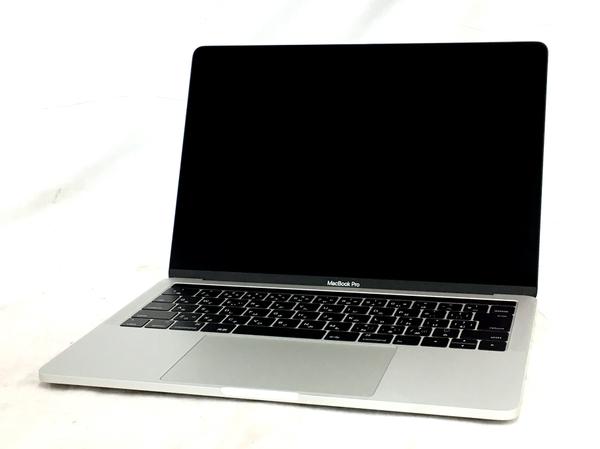 【送料関税無料】 【】  Apple アップル MacBook Pro MLVP2J/A 13.3型 2016 i5-6267U 2.90GHz 8GB SSD256GB Mojave 10.14 シルバー T4571905, お宝屋 dff4f055