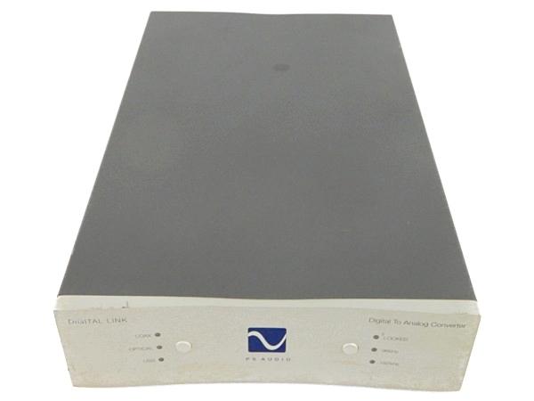 【中古】 PS AUDIO digital link 3 D/A コンバーター オーディオ 音響 機器 Y3666337