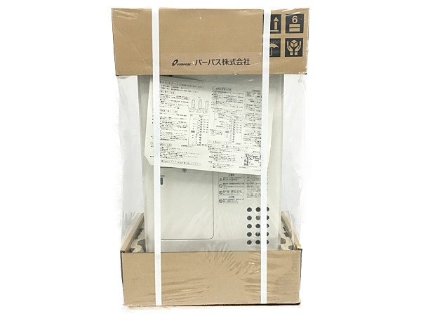 未使用 【中古】 PURPOSE パーパス GD-N1200W 給湯機器 LPガス 屋外壁掛型 Y3874555