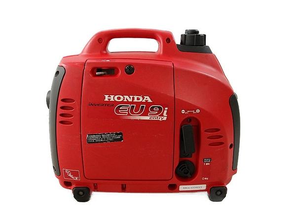 【中古】 HONDA ホンダ EU9i entry INVERTER インバーター 発電機 ポータブル レッド 電動工具 S3249287