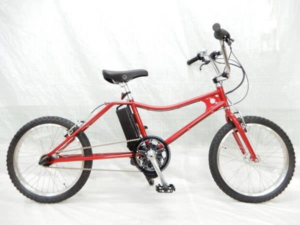 【中古】 The PARK e-bike PBLE BMX Eアシスト バイク 電動 自転車 【大型】 Y3160118