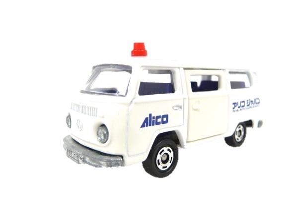 未使用 【中古】 トミカ アリコ ジャパン 特注 VW マイクロバス F29 ミニカー フォルクスワーゲン M3167768