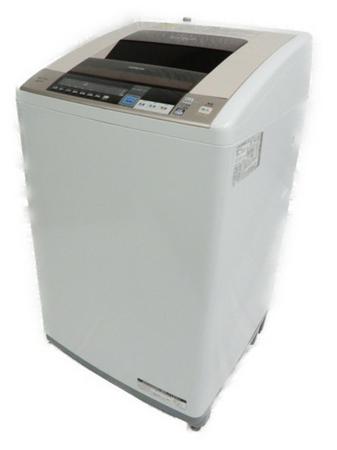 【中古】 HITACHI 洗濯 乾燥機 BW-D10TV 家電【大型】 Y3484622
