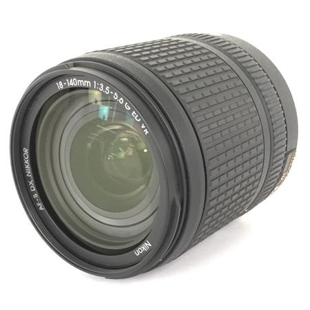 【中古】 Nikon ニコン AF-S DX NIKKOR 18-140mm f/3.5-5.6G ED VR カメラ レンズ 趣味 機器 Y3910638
