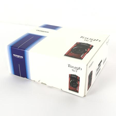 未使用 【中古】 OLYMPUS オリンパス Tough TG-5 防水 デジタル カメラ 趣味 機器 Y3901980
