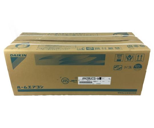 未使用 【中古】 ダイキン エアコン 室内機 10畳 AN28UCS 空調 冷房 暖房 N3938749