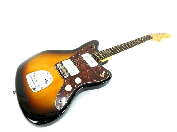 【中古】 Fender フェンダー Squier Jazzmaster Sunburst スクワイヤー ジャズマスター エレキ ギター Y3462976