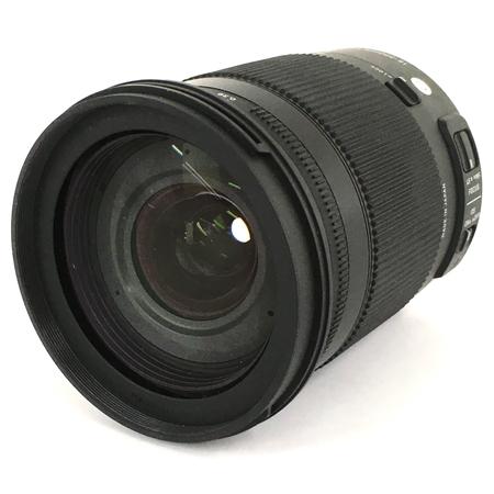 【中古】 SIGMA 18-300mm 3.5-6.3 DC レンズ Canon用 カメラ シグマ Y4859987