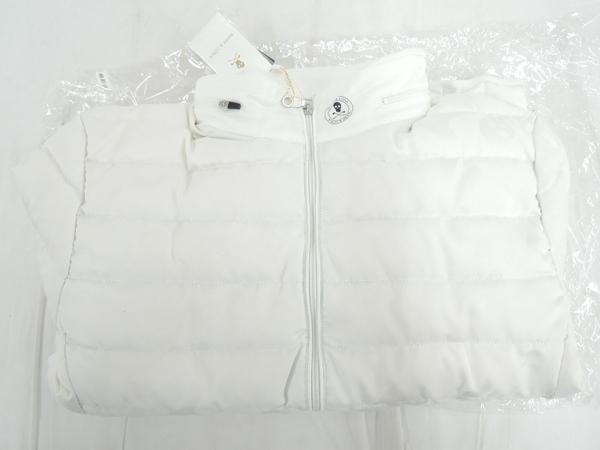 【超特価】 未使用 【】 MARK&LONA ML-18W-D21 Gage Packable Down Jacket WHITE サイズ46 マークアンドロナ ゴルフウェア メンズ T3655871, ガーデニングどっとコム 87867a59