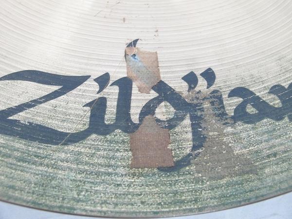 "Zildjian MEDIUM RIDE 20"" 50cm ドラム シンバル ベーシックライド T2349980WDEIYH29"