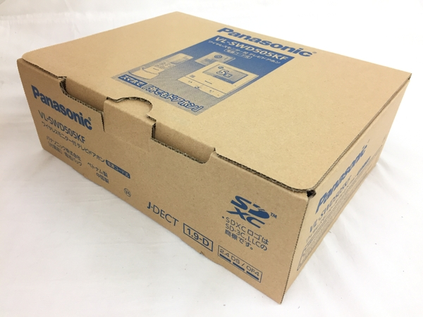 未使用 【中古】 Panasonic VL-SWD505KF ワイヤレスモニター付 テレビドアホン 未使用 T3707780