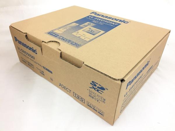未使用 【中古】 Panasonic VL-SWD505KF ワイヤレスモニター付 テレビドアホン 未使用 T3707774