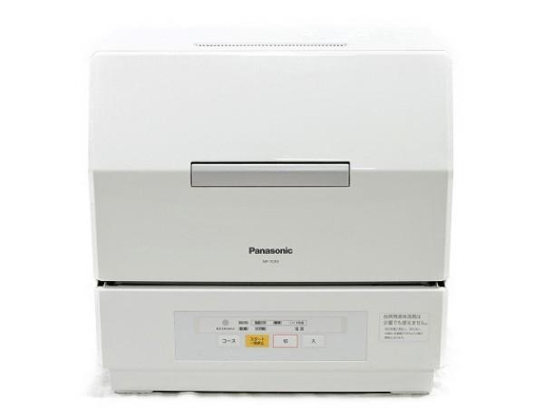 【中古】 Panasonic パナソニック プチ食洗 NP-TCR3-W 食器洗い乾燥機 楽 【大型】 T3478623