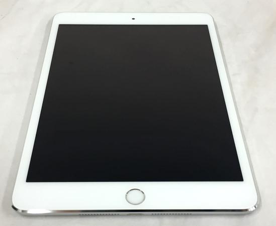 【中古】 Apple アップル iPad mini 3 MGGT2J/A Wi-Fiモデル 64GB 7.9型 シルバー タブレット 中古 良好 T3740388