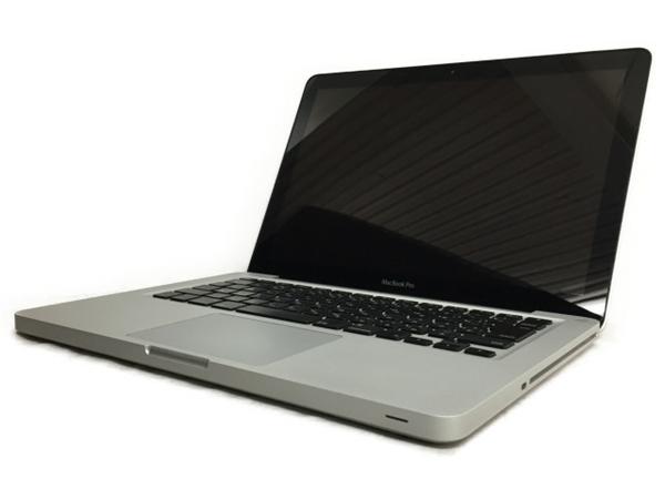 【中古】 Apple MacBook Pro MC724J/A ノート PC 13.3型 Early 2011 i7 2620M 2.7GHz 16GB SSD500GB High Sierra 10.13 T3867489