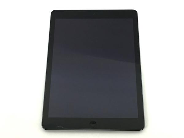 【中古】 Apple アップル iPad Air MD785J/A Wi-Fiモデル 16GB 9.7型 スペースグレイ タブレット T3826525
