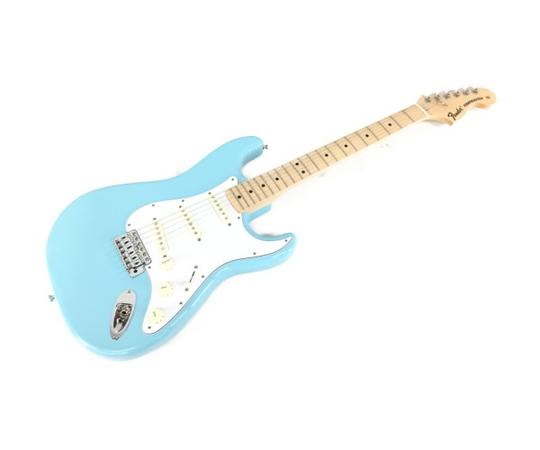 中古 fender Japan 70s strat MN-DNB エレキ ギター S4231560