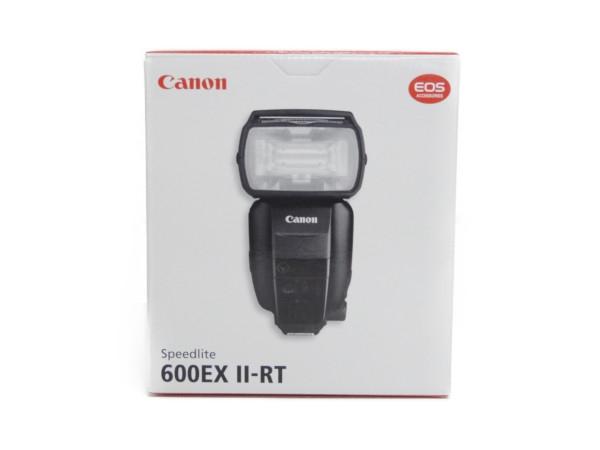 未使用 【中古】 Canon キャノン 600EX II-RT スピードライト ストロボ カメラ F3545805