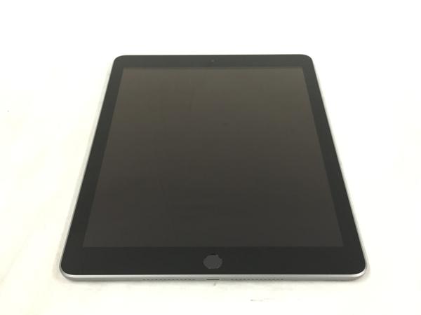 美品 【中古】 APPLE アップル iPad MR7J2J/A Wi-Fiモデル 128GB 9.7型 スペースグレイ タブレット 中古 美品 T3909269