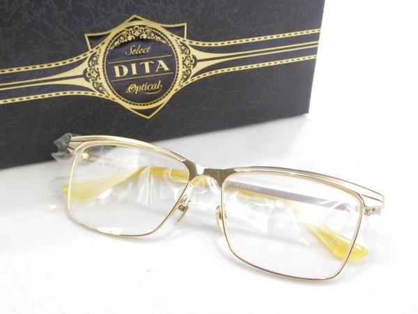 未使用DITA ディータ 伊達 眼鏡 Optical Corsair DRX 3009G 55K22856113lF1uKJ5Tc