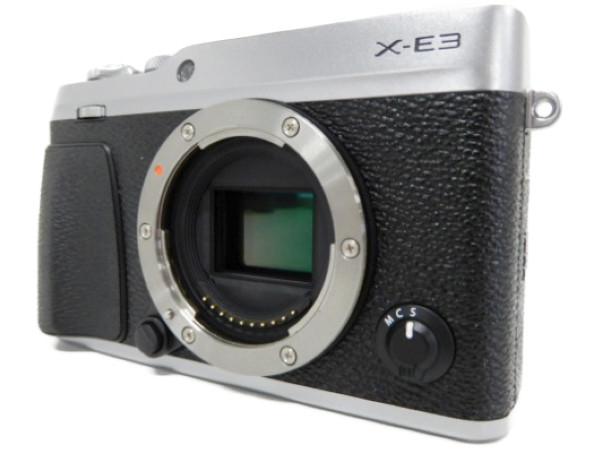 【中古】 FUJIFILM 富士フィルム X-E3 デジタル一眼レフ カメラ ボディ 良好 F3881170