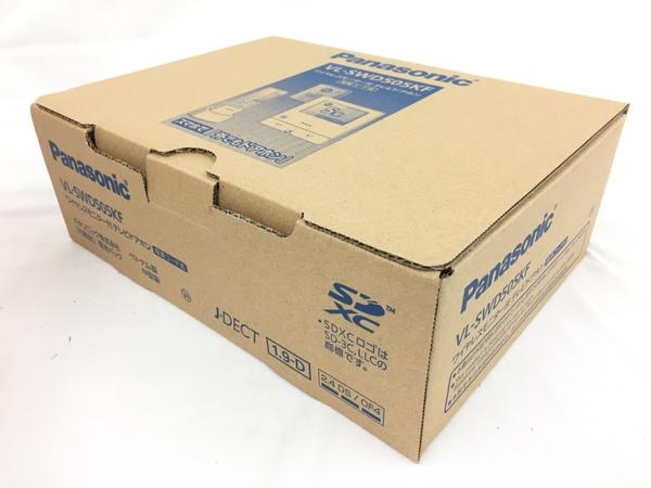 未使用 【中古】 Panasonic VL-SWD505KF ワイヤレスモニター付 テレビドアホン 未使用 T3707755