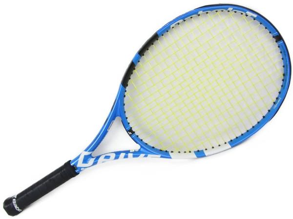 【中古】 Babolat バボラ PURE DRIVE ピュアドライブ ケース付き テニスラケット N3896437