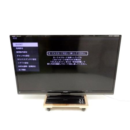 【中古】 SHARP AQUOS LC-60Z5 液晶テレビ 60型 シャープ 【大型】 Y4703922