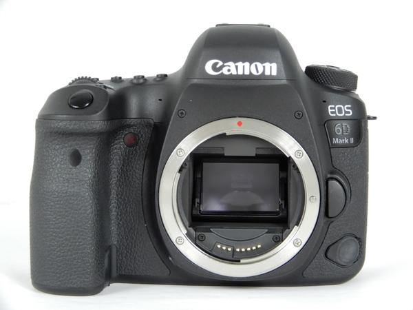 美品 【中古】 Canon キャノン 一眼レフカメラ EOS 6D MarkII ボディ K3521795