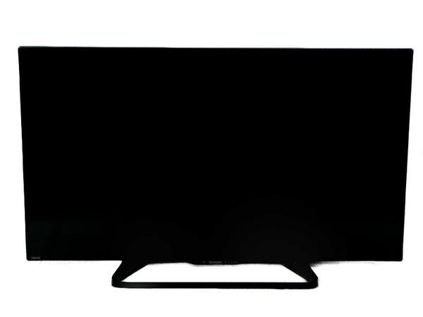【中古】 SHARP シャープ AQUOS アクオス LC-40W35-B 液晶 TV テレビ 40V型 ブラック 2016年製 【大型】 S3652973