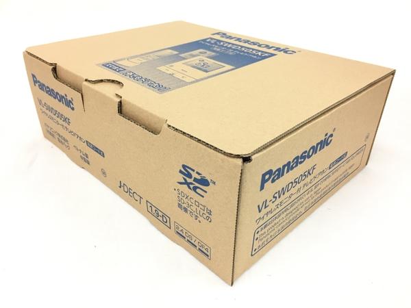 未使用 【中古】 Panasonic VL-SWD505KF ワイヤレスモニター付 テレビドアホン 未使用 T3707784