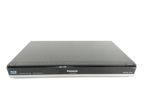 【中古】 Panasonic パナソニック TZ-BDT920PW ブルーレイレコーダー HDD内蔵 CATVデジタル 家電 DVD Y3317993
