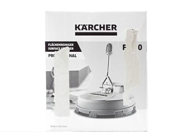 未使用 【中古】 KARCHER ケルヒャー FR30 サーフェスクリーナー T3298373