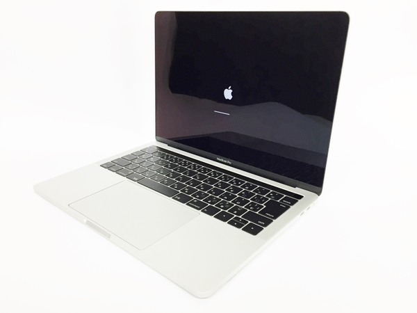 【中古】 Apple MacBook Pro MNQG2J/A ノートPC 13.3型 i5 6267U 2.9GHz 8GB SSD512GB Mojave 10.14 シルバー T3872210